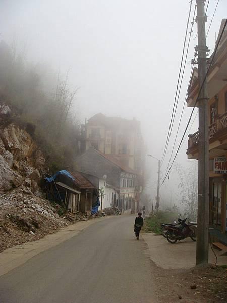 雲霧經常籠罩沙巴