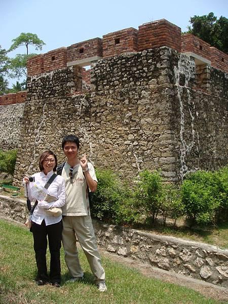 舊城東門段