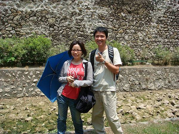 舊城東門段城壁