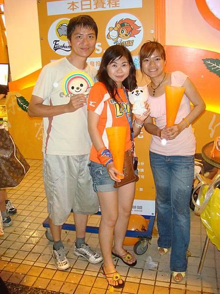 我、宜穎和梨湘