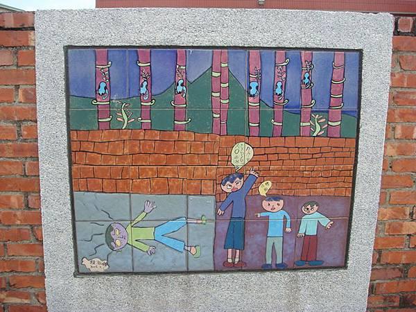 東河的兒童畫