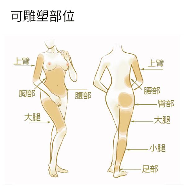 Z波黃金脂雕Z波黃金體雕抽脂瘦身超音波抽脂豐胸翹臀細腰史嘉莉潔西卡艾芭抽脂手術塑身抽脂高雄席睿時尚美醫 (9)