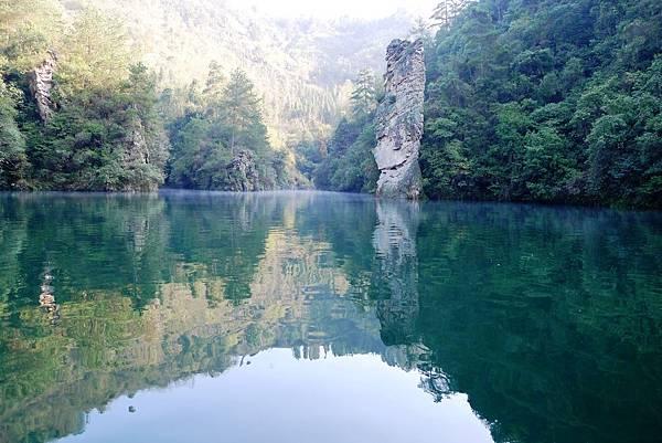 湖南張家界寶峰湖