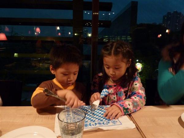 台北藝術大學─寶萊納餐廳