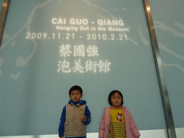 2010台北市立美術館─陳國強:泡美術館