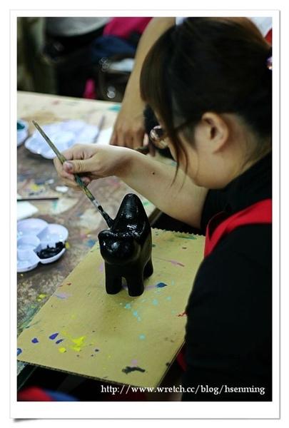 Erica與她的經典黑貓