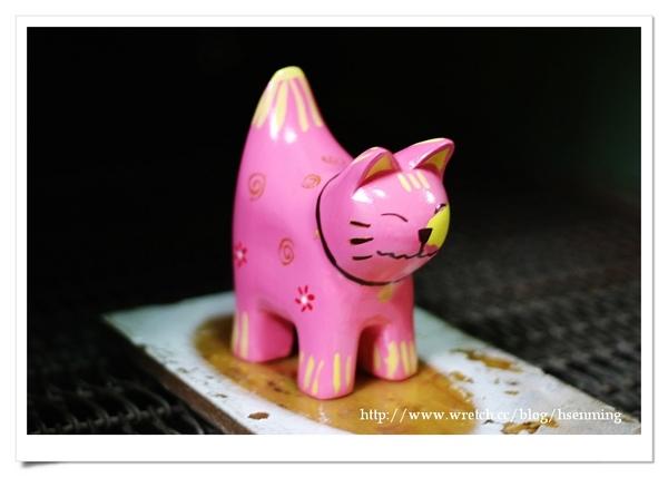 愛咪的粉紅貓