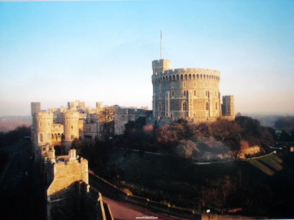 Windsor castle 小卡