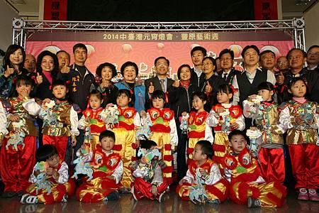 2014中臺灣元宵燈會-豐原藝術週