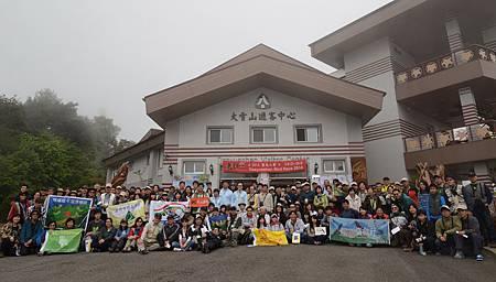 大雪山飛羽˙賞鳥大賽共發現紀錄140種鳥類