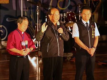 聖公會美國主教團成員將來臺中訪問