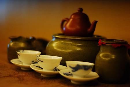 花藝、茶席、古琴 人文與陶藝饗宴