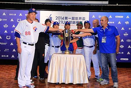 21U棒球錦標賽2B