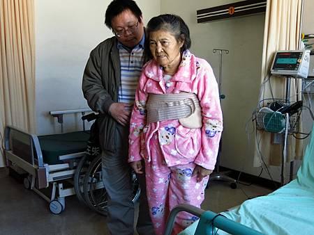 老婦心血管阻塞心絞痛誤認是心痛的感覺