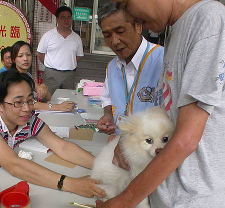 寵物預防注射1