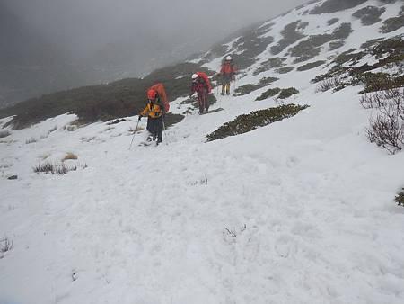 雪霸國家公園4/1起部分解除雪季管制措施
