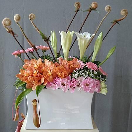 歐式花藝3B
