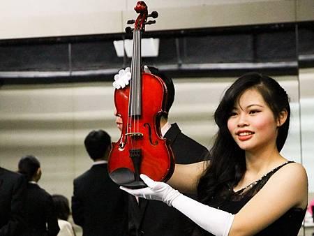 葫蘆墩將演出紅色小提琴舞臺劇