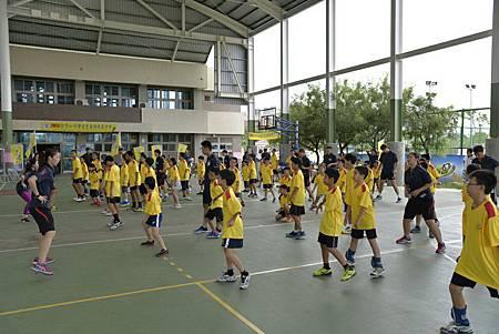 排球夏令營1