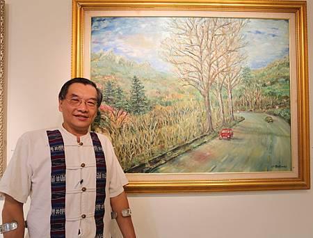 勇者的奮鬥身障畫家自藝術重生