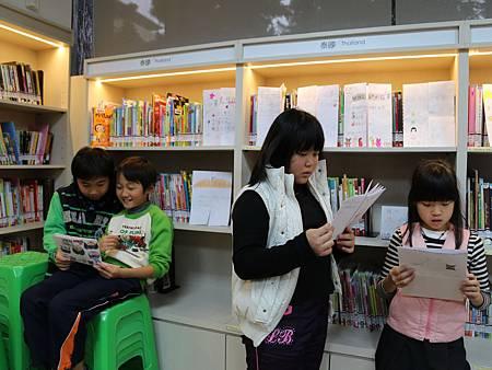 閱讀寫作營孩子成小小作家