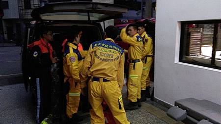 南台灣大地震