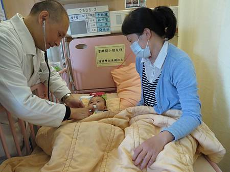 嬰兒拉肚子兩週竟引發菌血症