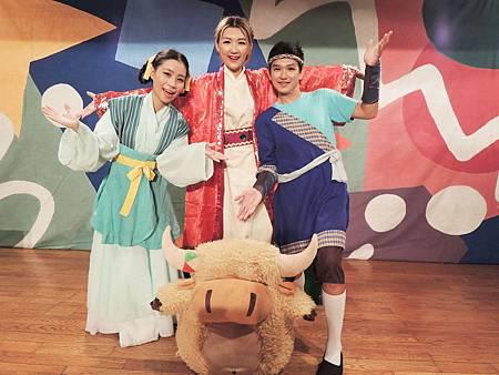「藝」遊葫蘆墩帶領孩童歡度兒童節
