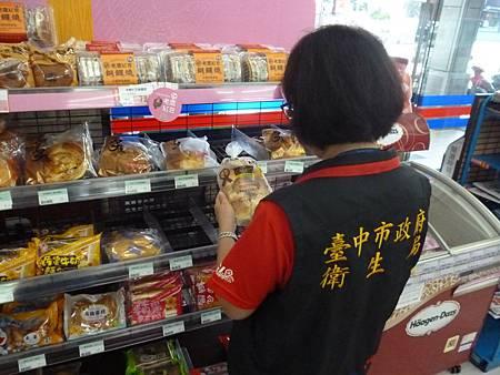 衛生局抽驗超商超市麵包全數合格