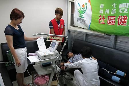 員警心肺功能檢查肺功能異常近三成