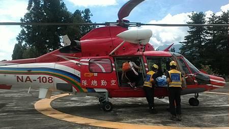 和平專案提升救災救護能量