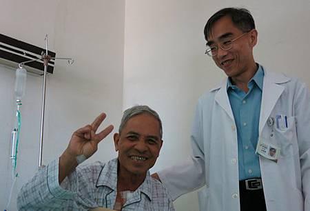 老翁停止心跳開心手術後順利出院