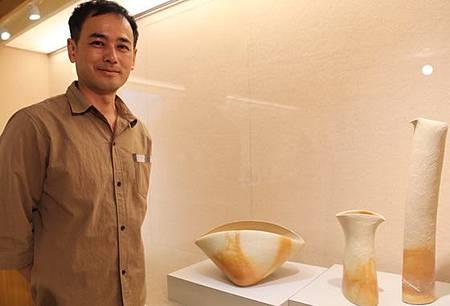 豐原在地陶藝家四人在葫蘆墩聯展