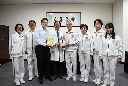 副校長陳志毅響應賦稅人權宣言