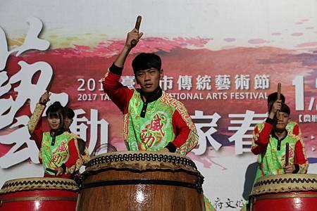 葫蘆墩新春傳藝節登場
