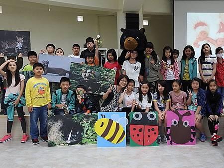 生物多樣性保育校園巡迴列車