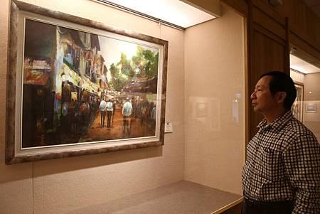 賴子昕油畫作品展