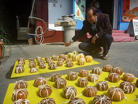 石岡古農倉重現傳統酸柑茶製作