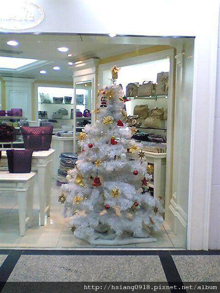 忠孝復興NARAYA聖誕樹