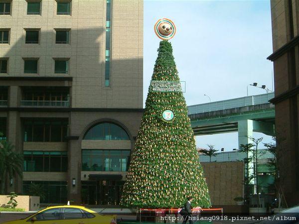 統豐大樓聖誕樹