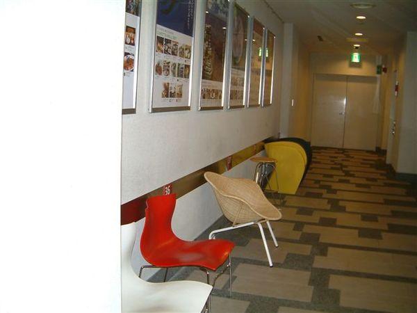 汐留Caretta Design Chair展覽