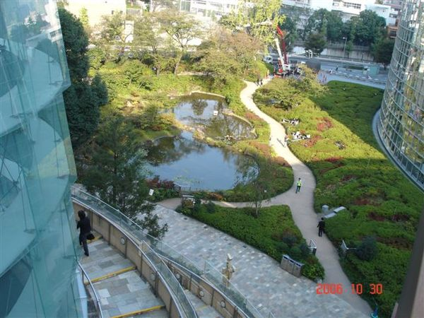 六本木HILLS-毛利庭園
