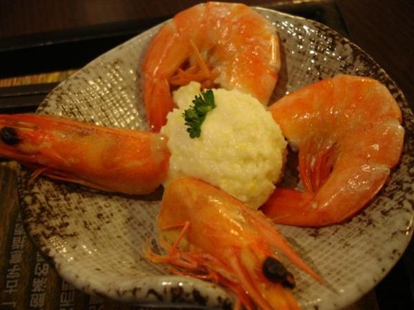 配菜~甜蝦
