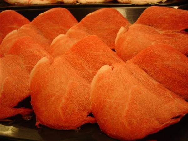 2008再訪~霜降珍豬肉