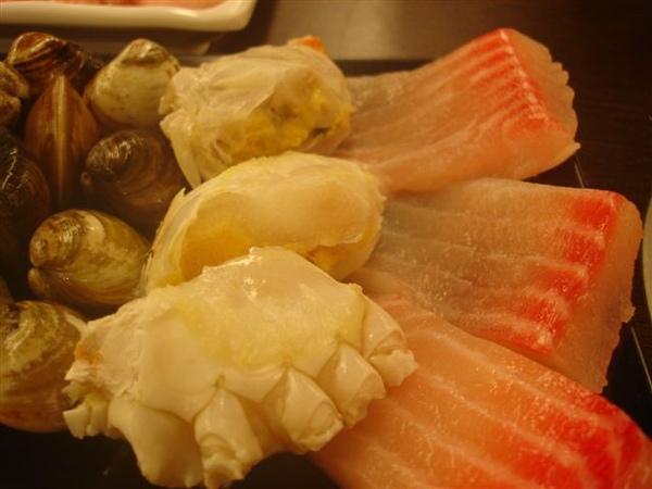 2008再訪~蟹身+鯛魚片