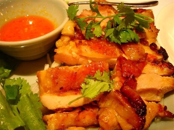 泰式烤雞腿