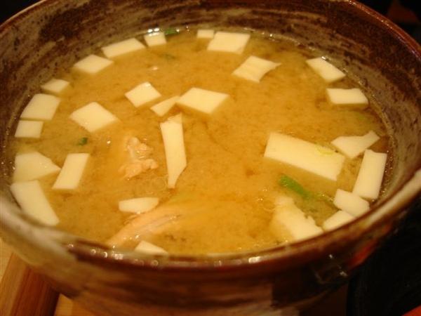 套餐-味増湯