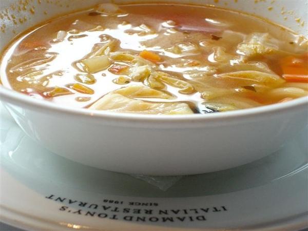 套餐湯品~蔬菜湯