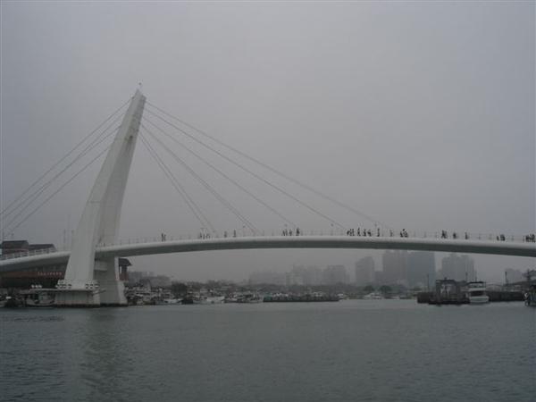 漁人碼頭~情人橋