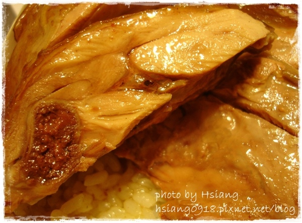粵香園~雞腿肉
